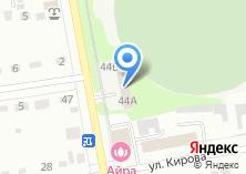 Компания «ФОРВАРД АВТО» на карте
