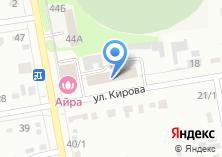 Компания «Автосервис на Кирова» на карте