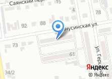 Компания «СтройЖЭУ» на карте