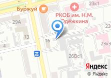Компания «Элита Сибири» на карте