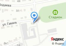Компания «Автохозяйство Семенова А.Г» на карте