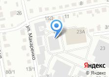 Компания «Крестьянский двор» на карте