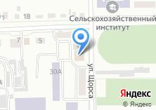 Компания «SNPservice» на карте