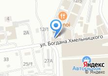 Компания «Инструмент Дисконт» на карте