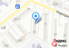 Компания «ИнфоЦентр» на карте