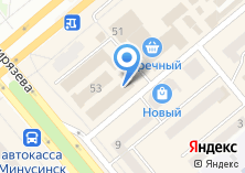 Компания «Мелодия» на карте