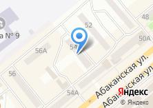 Компания «Сана-Дез» на карте