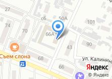 Компания «Народная мебель» на карте