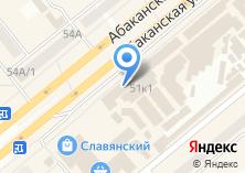 Компания «ТРИКОТАЖ ПЛЮС» на карте