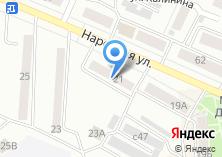 Компания «Всероссийское общество инвалидо» на карте