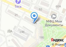 Компания «Тамотэн» на карте