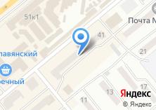 Компания «Аистенок» на карте