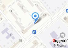 Компания «Сибирь-Транзит» на карте