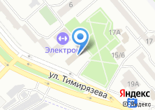 Компания «Tonuscentr» на карте