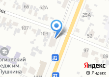 Компания «Ника-дент» на карте