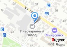 Компания «Разгуляй» на карте