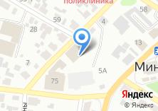 Компания «6 отряд ФПС по Красноярскому краю» на карте