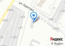 Компания «SimTAXI» на карте