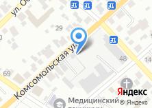 Компания «Минусинский центр адаптации» на карте