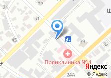 Компания «Минусинский Мелькомбинат» на карте
