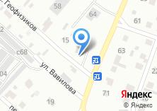 Компания «Магазин продуктов на Береговой» на карте