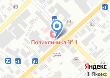 Компания «Минусинская городская поликлиника» на карте