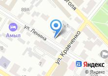Компания «Морозовский» на карте