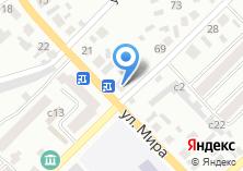 Компания «Красноярский краевой психоневрологический диспансер №1» на карте