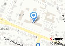Компания «Минусинский дом-интернат для граждан пожилого возраста и инвалидов» на карте