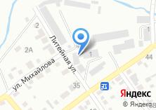 Компания «МК-строй» на карте