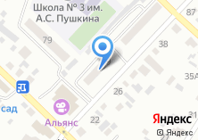 Компания «Мой квартал» на карте