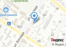 Компания «Красноярская Региональная Энергетическая Компания» на карте