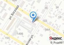 Компания «Подсолнух» на карте