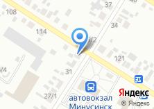 Компания «Сибирский Дом» на карте