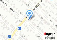 Компания «Овен» на карте