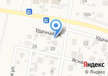 Компания «Заповедный» на карте