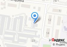 Компания «Вертикаль» на карте
