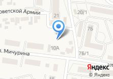 Компания «Автостоянка на ул. Маяковского» на карте