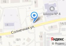 Компания «Пожарная часть пос. Березовки» на карте