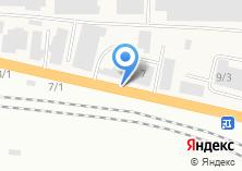 Компания «Шиномонтажная мастерская на Трактовой» на карте