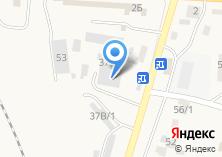Компания «Березовский» на карте