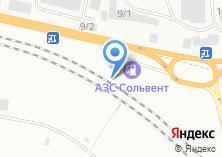 Компания «АЗС Транзит-СВ» на карте
