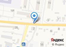 Компания «Элвис» на карте