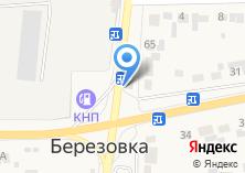 Компания «Сибирский» на карте