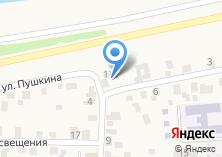 Компания «Оптовый магазин колбасных изделий» на карте