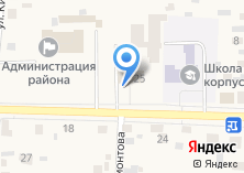 Компания «Управление социальной защиты населения Администрации Березовского района» на карте