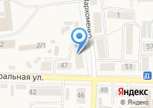 Компания «Оптика на Центральной» на карте