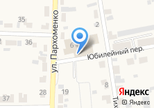 Компания «Березовская ДЮСШ» на карте