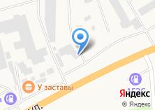 Компания «24Трактора» на карте