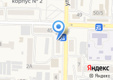 Компания «Зодиак» на карте